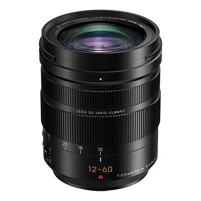 Panasonic 12-60mm f2.8-4.0 LEICA DG VARIO-ELMARIT POWER O.I.S. Lens